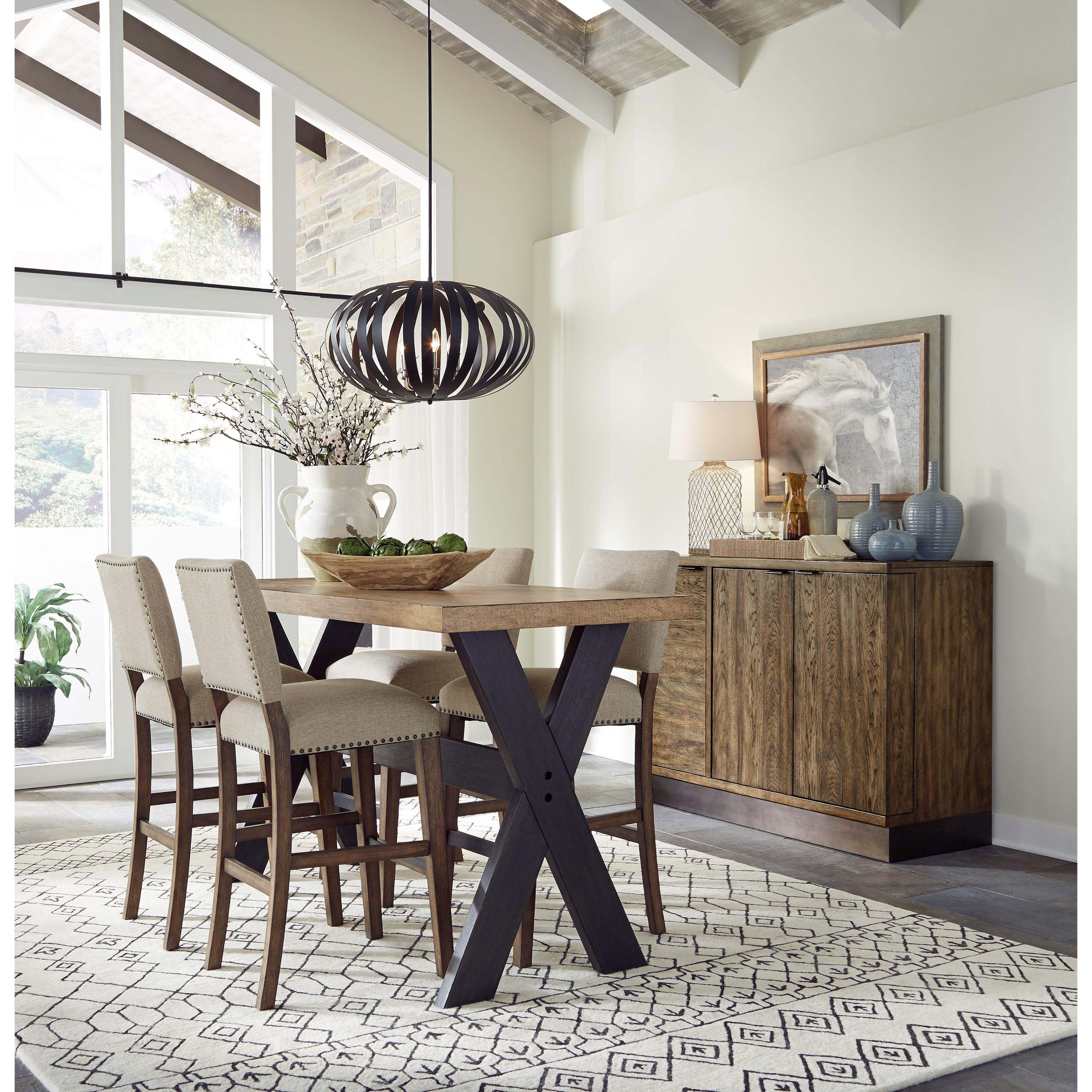 Pulaski Dining Room: Pulaski Furniture The Art Of Dining Casual Dining Room