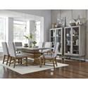 Pulaski Furniture The Art of Dining Formal Dining Room Group - Item Number: P119 Dining Room Group 15