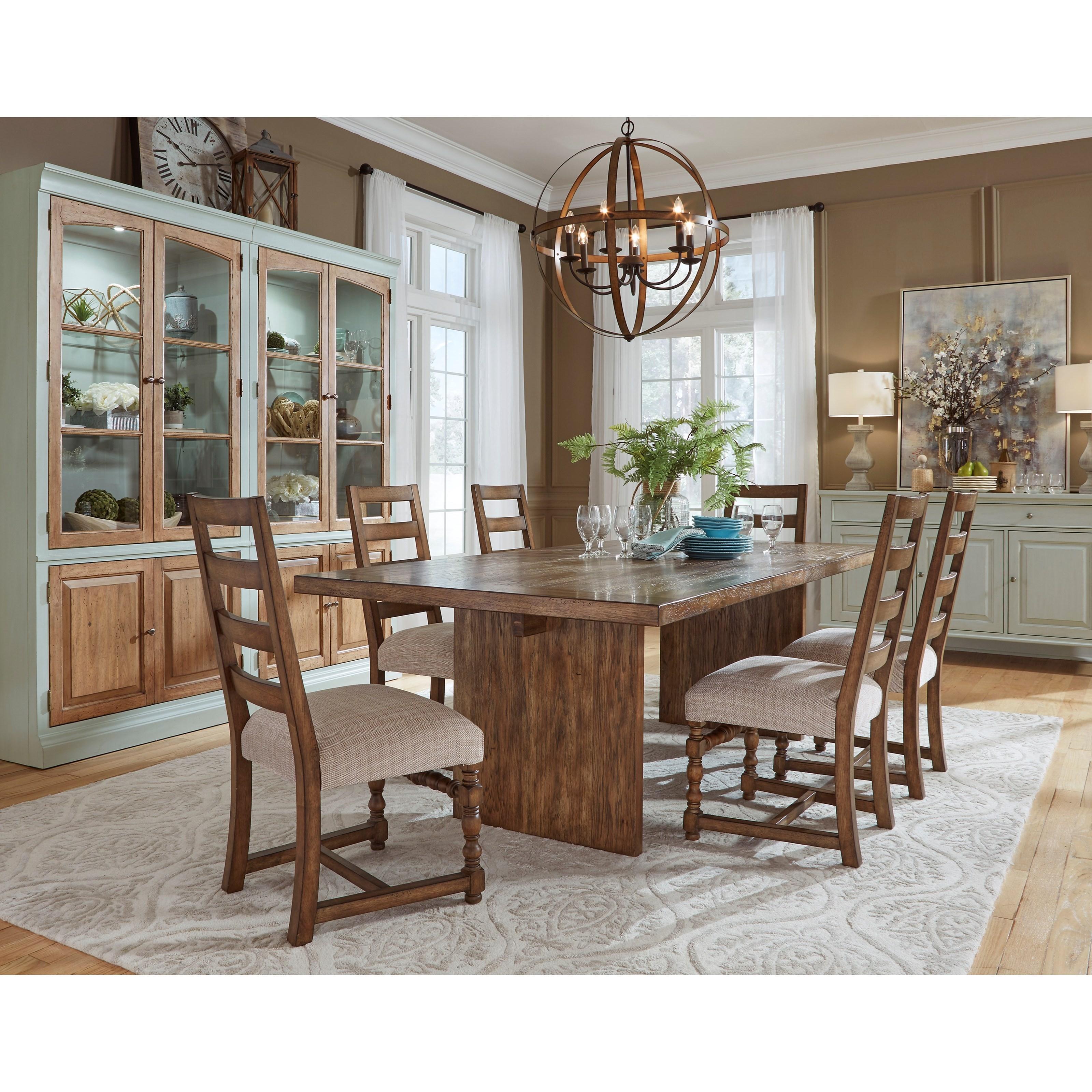 Pulaski Furniture Store: Pulaski Furniture The Art Of Dining Formal Dining Room