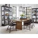Pulaski Furniture The Art of Dining Formal Dining Room Group - Item Number: P119 Dining Room Group 8