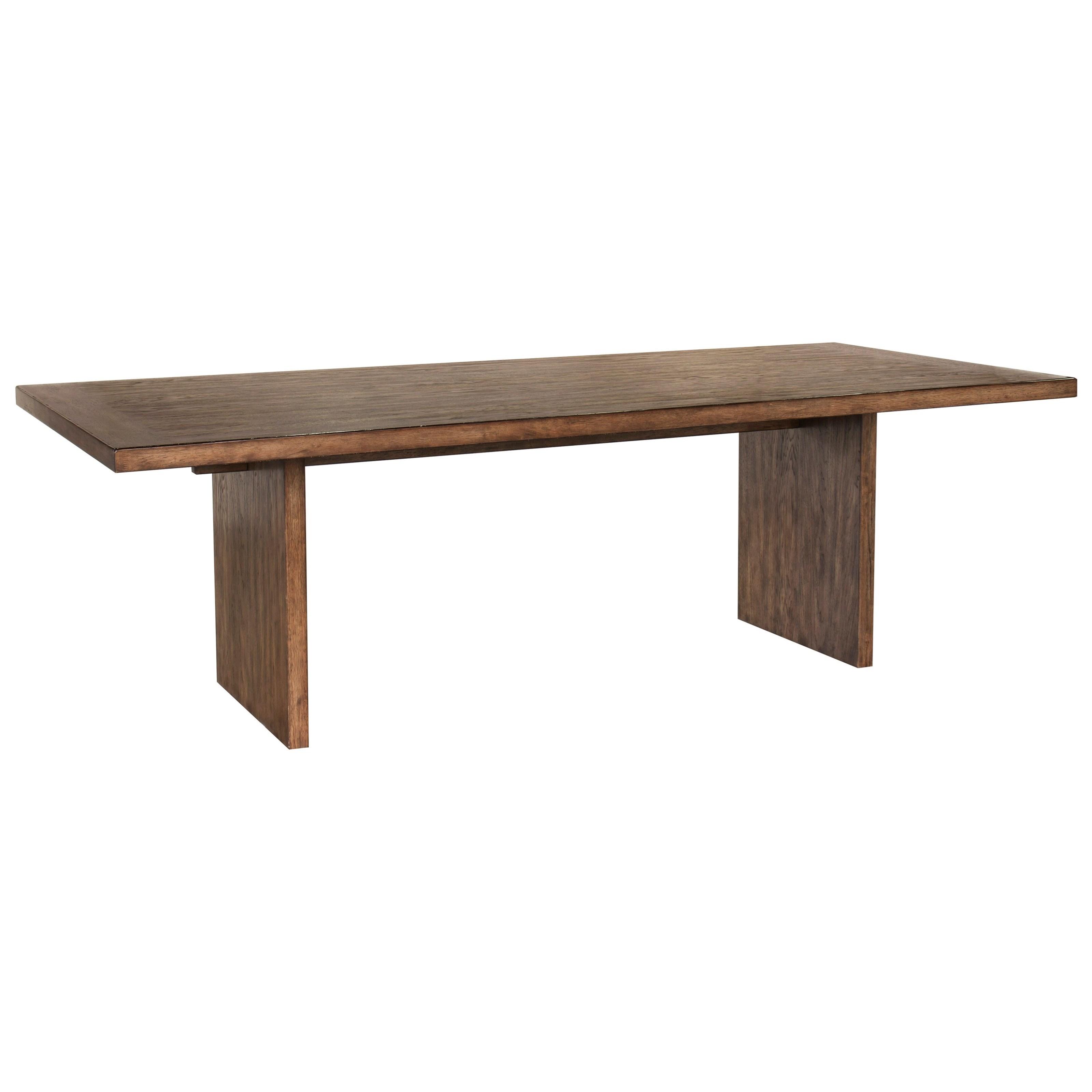 Rectangular Block Table