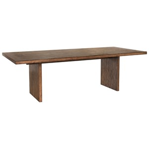 Rectangular Block Table