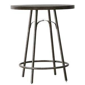 Pulaski Furniture Vintage Tempo Metal Pub Table