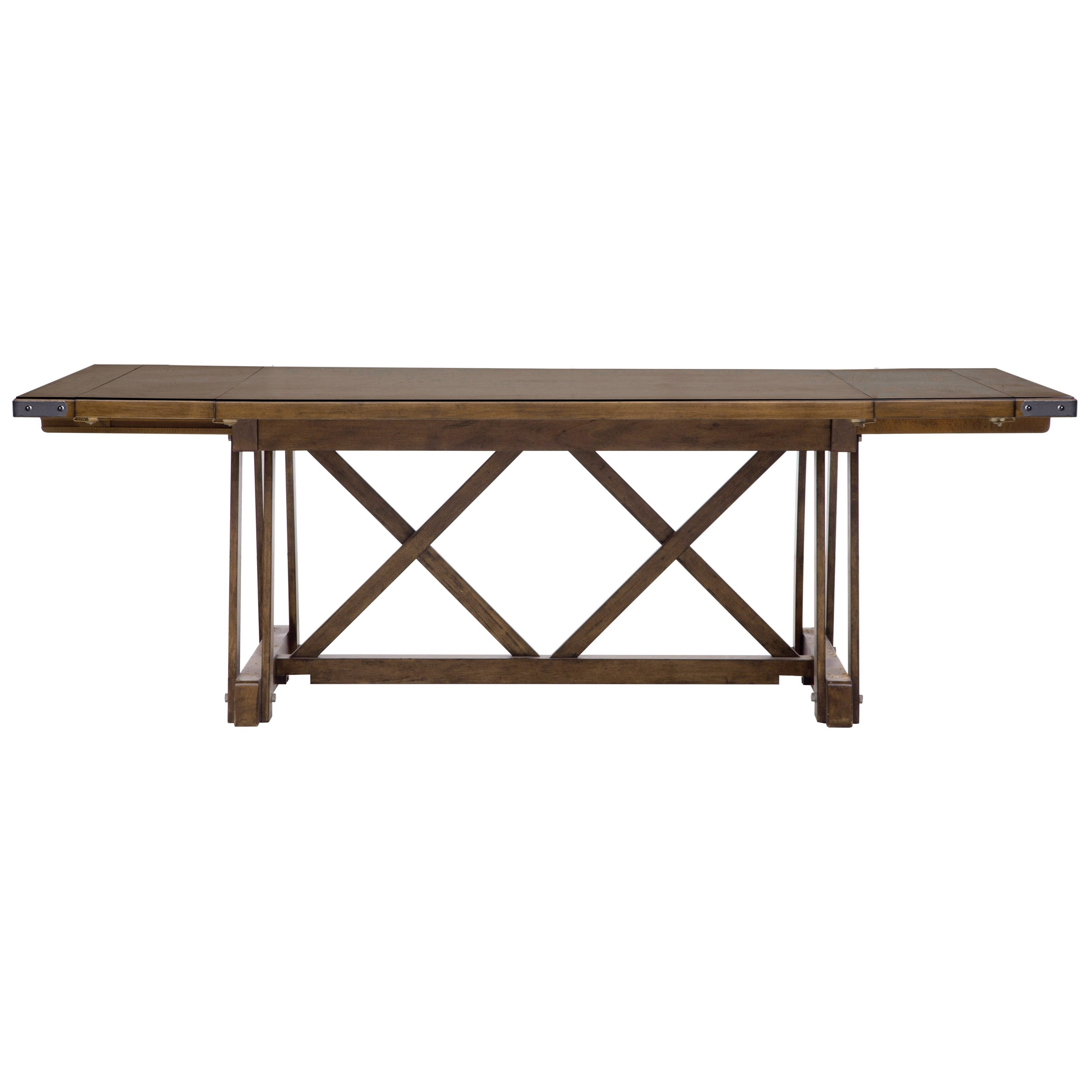 Pulaski Furniture Weston Loft Rectangular Dining Table  : products2Fpulaskifurniture2Fcolor2Fweston20loft20p001p0012402B1 b1 from www.boulevardhomefurnishings.com size 3200 x 3200 jpeg 425kB