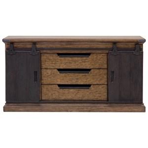 Pulaski Furniture Weston Loft Buffet