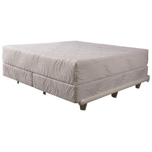 "Pure Talalay Bliss AC Worlds Best Bed King Ultra Plush 13"" Talalay Latex Mattress"