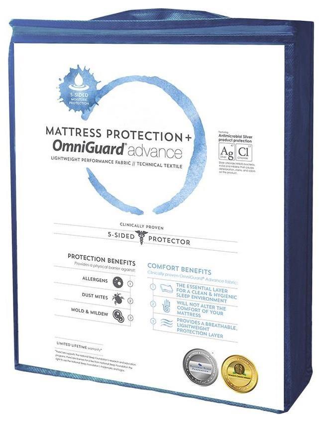5 Sided Mattress Protector Twin Mattress Protector at Ultimate Mattress