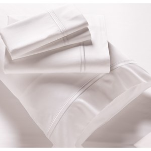 PureCare Elements Bamboo White Queen Sheet Set