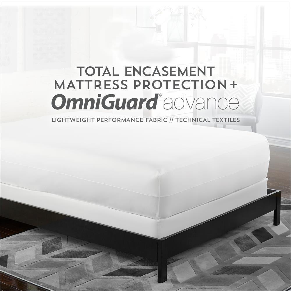 TOTAL ENCASE UNIVERSAL Full Mattress Protector at Ultimate Mattress
