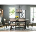 Rachael Ray Home by Legacy Classic Highline Dining Room Group - Item Number: 6000 Dining Room Group 2