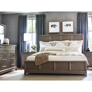 Rachael Ray Home High Line King Bedroom Group