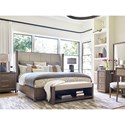 Rachael Ray Home Highline California King Bedroom Group - Item Number: 6000 CK Bedroom Group 2