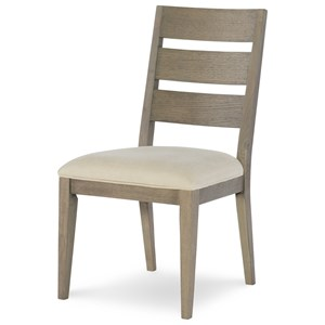 Rachael Ray Home High Line Ladder Back Side Chair