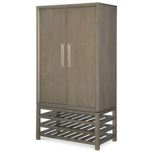 Rachael Ray Home High Line Bar Cabinet