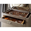 Rachael Ray Home Highline Jewelry Chest with Lift Top