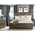 Rachael Ray Home Highline California King Panel Bed