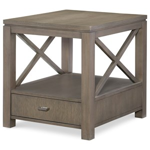 Rachael Ray Home by Legacy Classic High Line End Table
