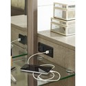 Rachael Ray Home Highline Vanity with Outlets/USB Ports