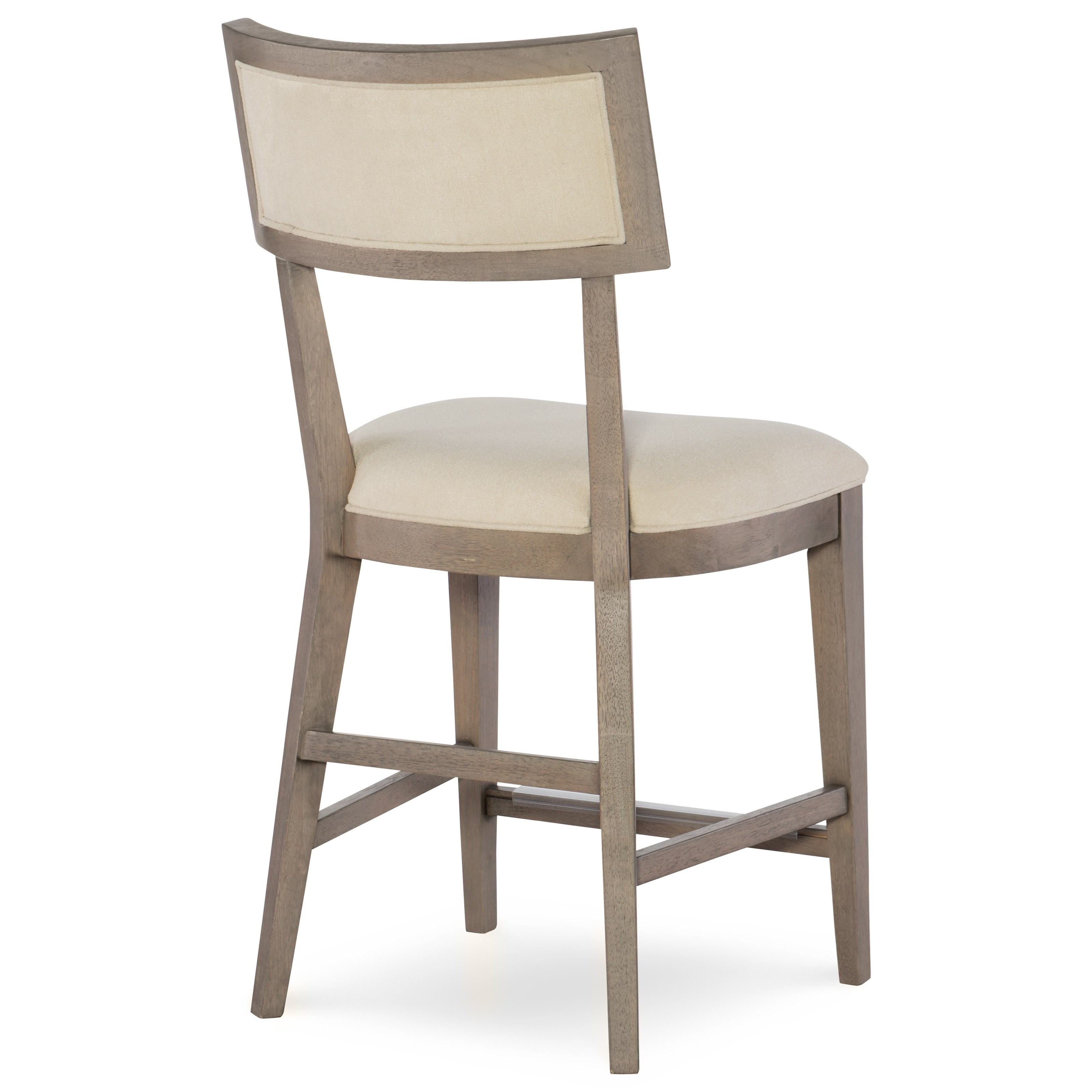 Rachael Ray Home High Line Pub Chair With Upholstered Seat And Back Fashion Furniture Bar Stools