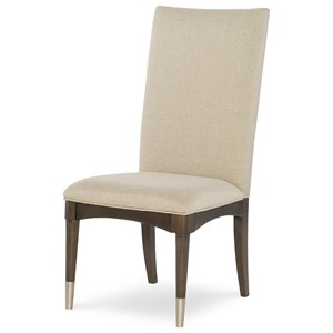 Rachael Ray Home Soho Upholstered Back Side Chair
