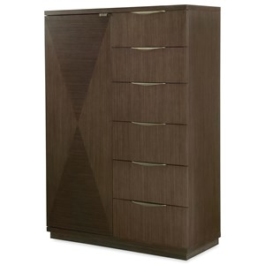 Rachael Ray Home by Legacy Classic Soho Chest with Doors
