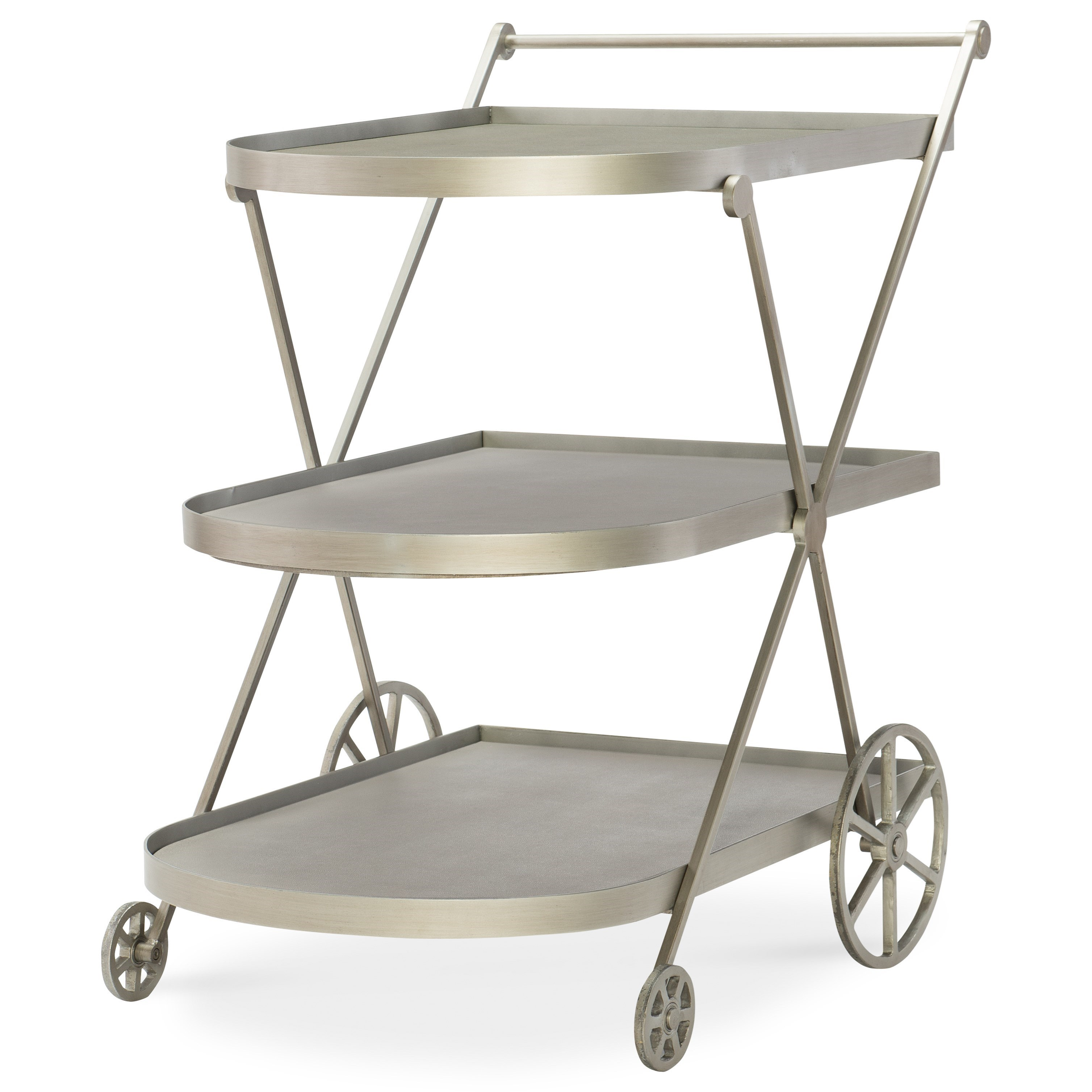Rachael Ray Home by Legacy Classic Soho Serving Cart - Item Number: 6020-250