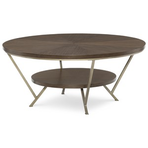 Rachael Ray Home by Legacy Classic Soho Cocktail Table Round