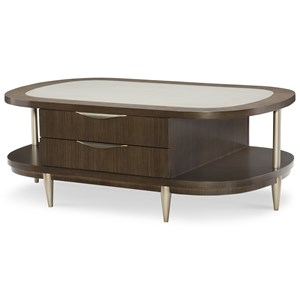 Rachael Ray Home by Legacy Classic Soho Cocktail Table