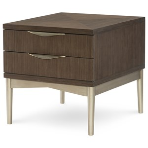 Rachael Ray Home by Legacy Classic Soho End Table