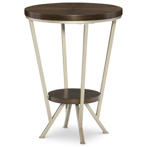 Rachael Ray Home by Legacy Classic Soho Round End Table