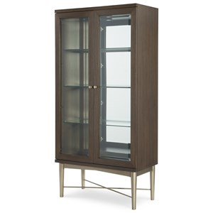 Rachael Ray Home by Legacy Classic Soho Display Cabinet