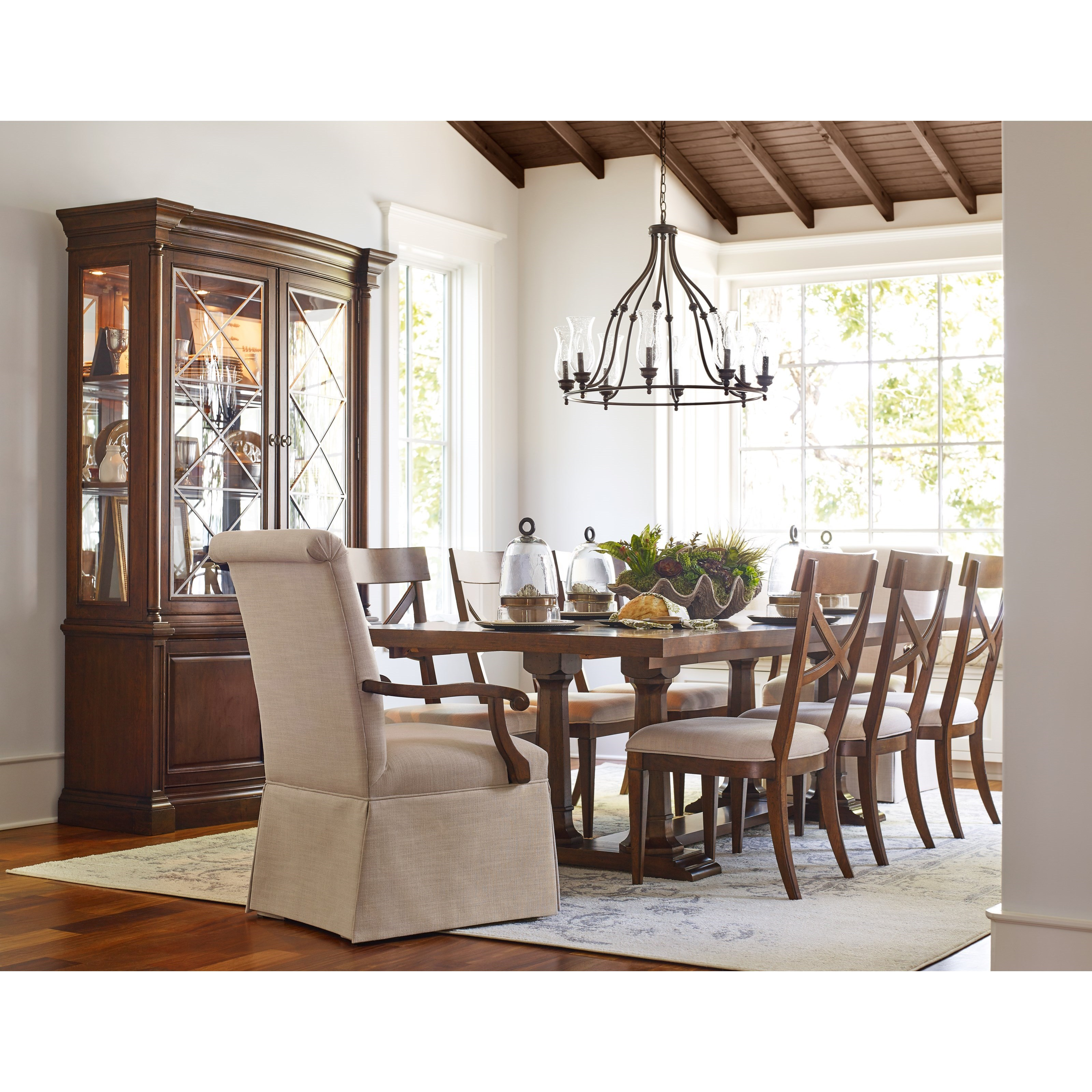 Rachael Ray Home by Legacy Classic Upstate Formal Dining Room Group - Item Number: 6040 Formal Dining Room Group 2