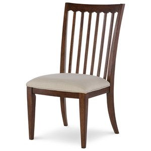 Rachael Ray Home by Legacy Classic Upstate Slat Back Side Chair