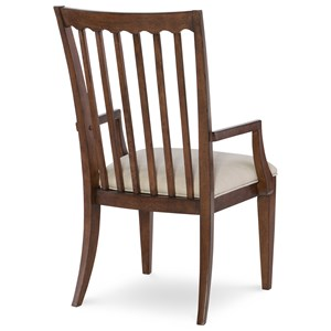 Rachael Ray Home by Legacy Classic Upstate Slat Back Arm Chair