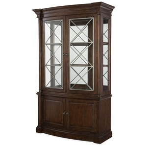 Rachael Ray Home by Legacy Classic Upstate Display Cabinet