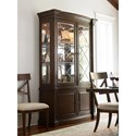Rachael Ray Home by Legacy Classic Upstate Display Cabinet with Touch Lighting
