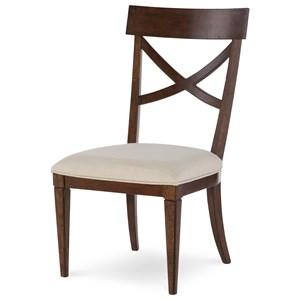 Rachael Ray Home Upstate X-Back Side Chair