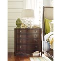 Rachael Ray Home Upstate Bedside Chest with USB Outlet