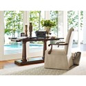 Rachael Ray Home by Legacy Classic Upstate Flip Top Console Table
