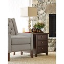 Rachael Ray Home by Legacy Classic Upstate 3 Drawer End Table