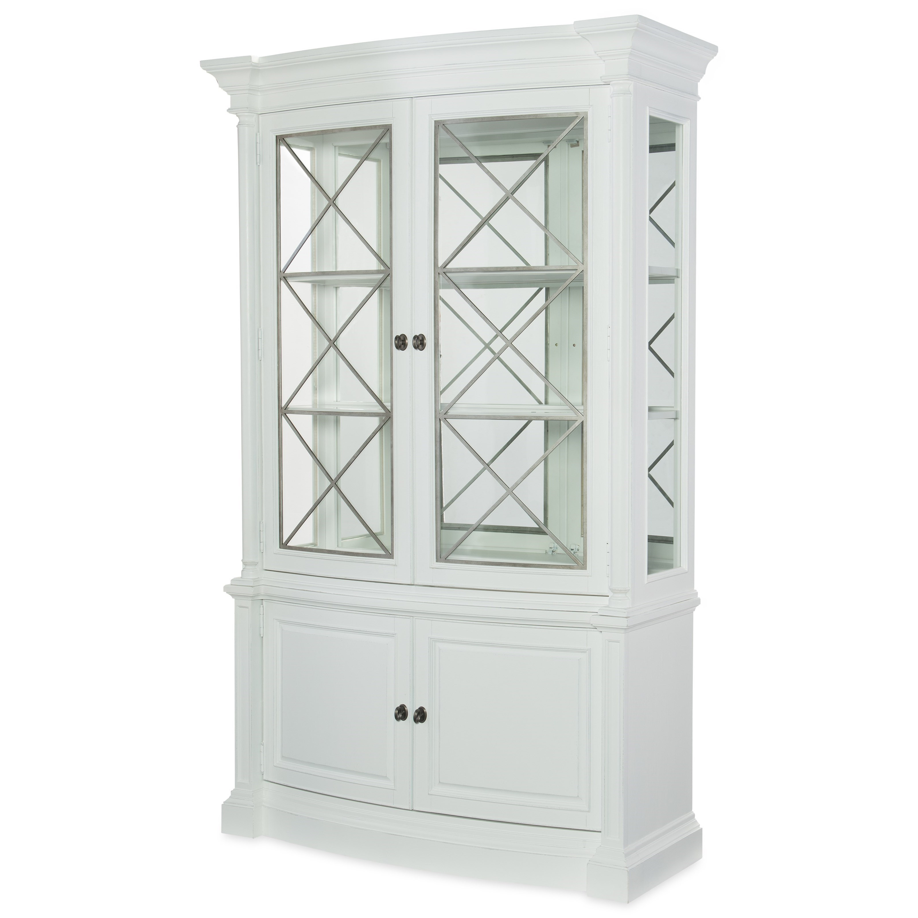 Rachael Ray Home by Legacy Classic Upstate Display Cabinet - Item Number: 6041-174K