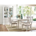Rachael Ray Home Upstate Leg Table with 18