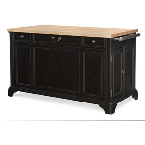 Rachael Ray Home by Legacy Classic Upstate Kitchen Island