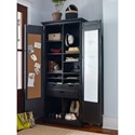 Rachael Ray Home Upstate Utility Cabinet with USB Outlet