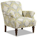 Rachael Ray Home by Craftmaster Upstate Chair - Item Number: R061410-FLATTERED-21