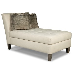 Rachael Ray Home by Craftmaster R062140 Chaise Lounge