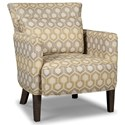 Rachael Ray Home by Craftmaster R062310 Accent Chair - Item Number: R062310CL-HONEYCOMB-03