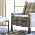 Rachael Ray Home by Craftmaster R063910 Casual Chair with Modified Wing Back