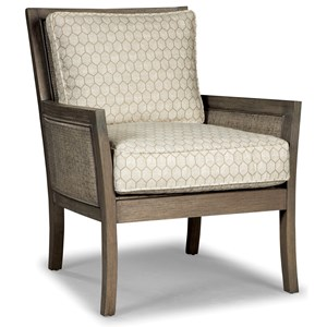 Rachael Ray Home by Craftmaster Highline Exposed Wood Chair