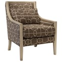 Rachael Ray Home by Craftmaster Colby Chair - Item Number: R070510CL-JULIO-08